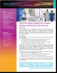 Healthcare Network_Case Study Thumbnail