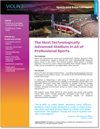 Sports and Entertainment_Case Study Thumbnail